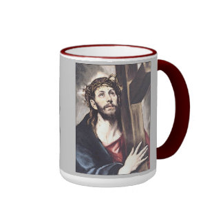 Jesus Ringer Mug