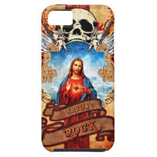 Jesus rock iPhone 5 cases