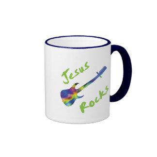 Jesus Rocks 1 Mug