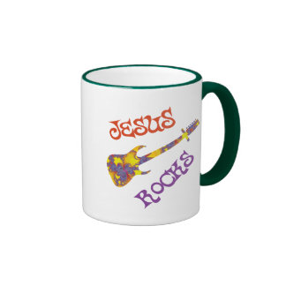 Jesus Rocks 2 Mugs