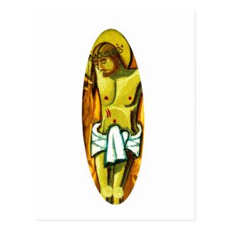 JESUS ROCKS POSTCARD