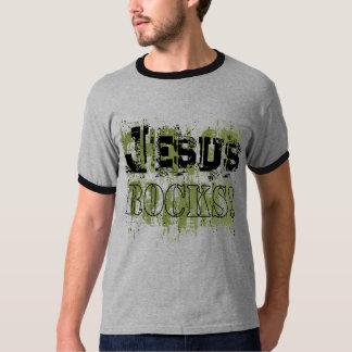 Jesus Rocks! Tshirts