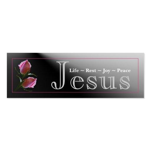 Jesus Rose Profile Card
