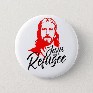 Jesus Round Button