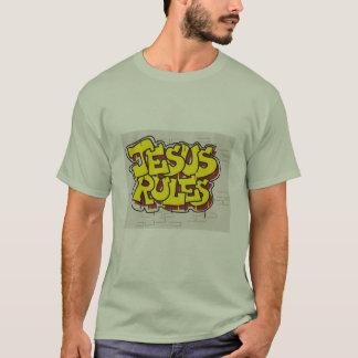 Jesus rules T-Shirt