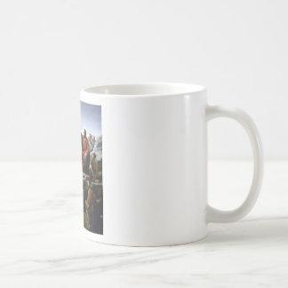 Jesus 's Sermon-on-The-Mount-by-Bloch Coffee Mug
