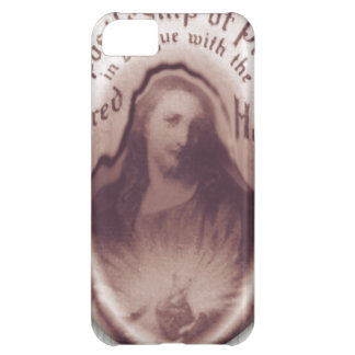 Jesus Sacred Heart Hanging Wall Plaque Icon Case For iPhone 5C