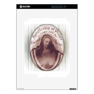 Jesus Sacred Heart Hanging Wall Plaque Icon Skin For The iPad 2