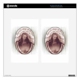 Jesus Sacred Heart Hanging Wall Plaque Icon Skins For Kindle Fire