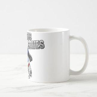 JESUS SAVES COFFEE MUG