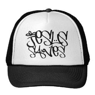 Jesus Saves (grafitti) Hat