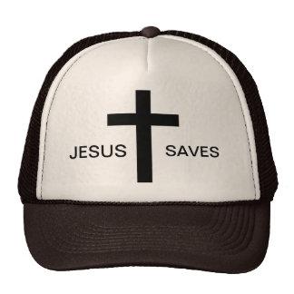 Jesus Saves Hat