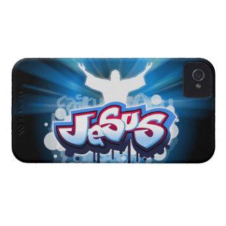 Jesus Saves iPhone 4 Case