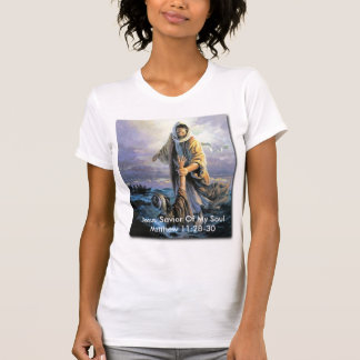 Jesus Savior Of My Soul T-shirt