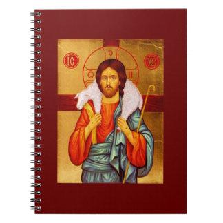 Jesus Seeker of Lost Sheep Notebook