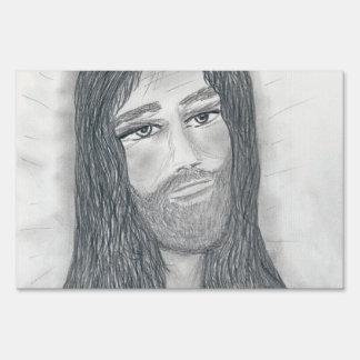 Jesús sereno carteles