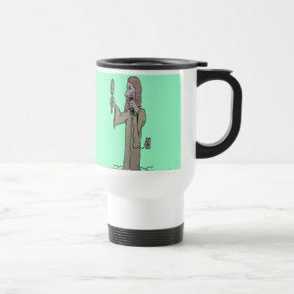 , Jesus , shaves Mugs