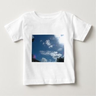 Jesus Shining on Us Baby T-Shirt
