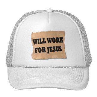 Jesus Sign (Hat) Trucker Hat