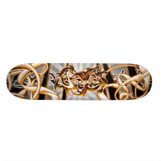 Jesus Custom Skateboard