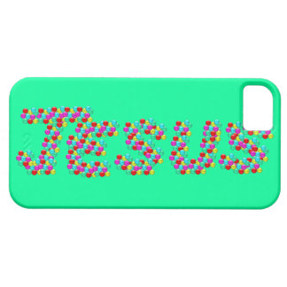 JESUS - Smiley Faces iPhone 5 Cases