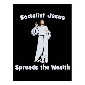 Jesús socialista separa la riqueza postal