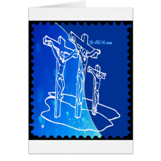 JESUS SON OF GOD HOME BLESSING CUSTOMIZABLE PRO CARD