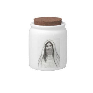 Jesus Standing II Candy Dishes