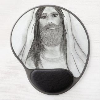 Jesus Standing II Gel Mouse Pad