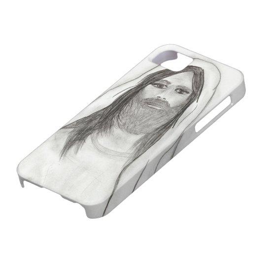 Jesus Standing II iPhone SE/5/5s Case