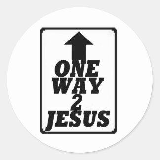 Jesus Stickers
