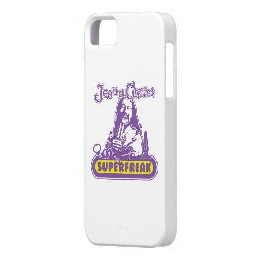 Jesús Superfreak iPhone 5 Coberturas