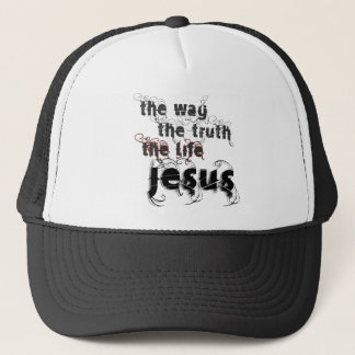 Jesus T-shirts and Gifts Trucker Hat