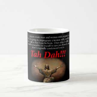 Jesus.  Tah Dah!!! Mugs