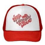 Jesus Taught Love Hat