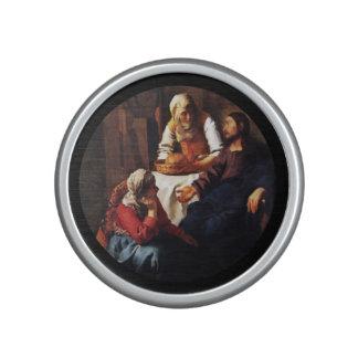 Jesus Teaching Mary and Martha Speaker