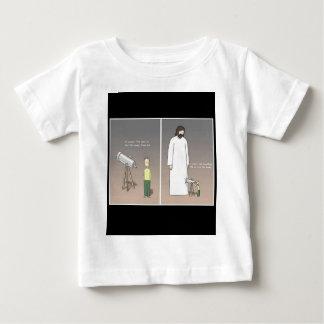 Jesus & Telescope Baby T-Shirt
