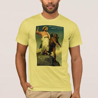 Jesus Tempted by Satan Shirt
