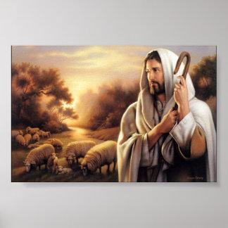 Jesus test poster