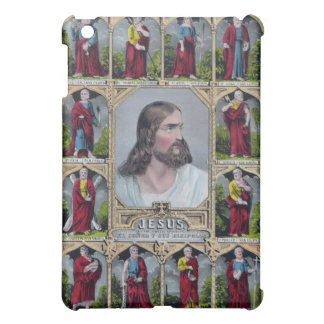 Jesus & The 12 Apostles Cover For The iPad Mini