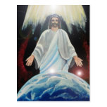 Jesus, The Light of the World Post Card