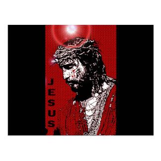 Jesus The Light Postcard