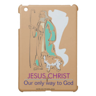 JESUS - THE ONLY WAY TO GOD CASE FOR THE iPad MINI
