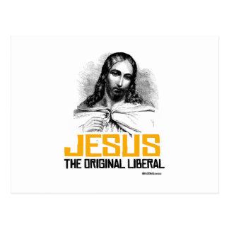 Jesus - The Original Liberal Postcard