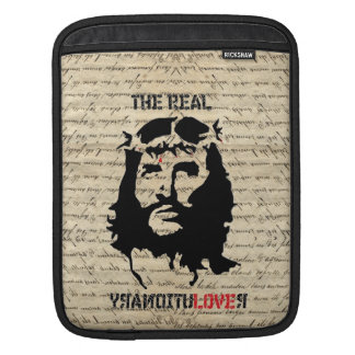 Jesus the real revolutionary sleeve for iPads