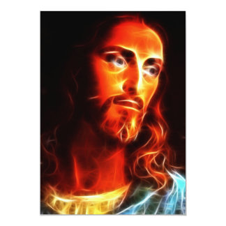 Jesus Thinking About You Card