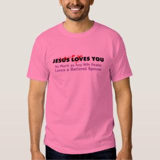 Jesús todavía le ama poleras