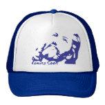 Jesus trucker cap mesh hats