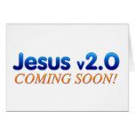 Jesús v2.0 tarjeta