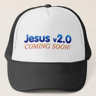 Jesus v2.0 trucker hat